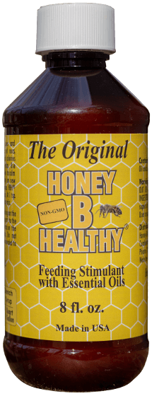 8 oz. Honey B Healthy