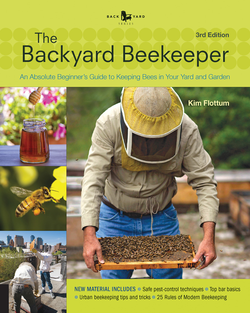 The Backyard Beekeeper 4th Edition