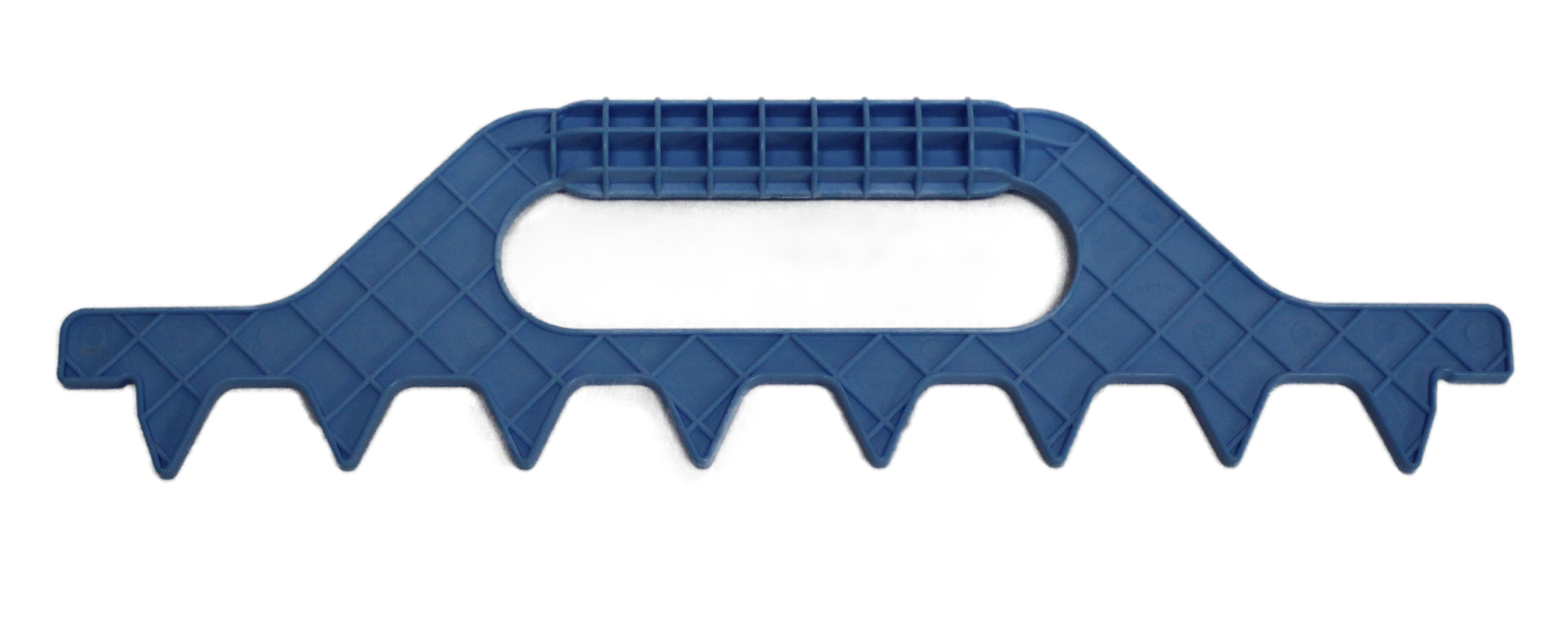 7 Frame Plastic Spacer Tool Blue