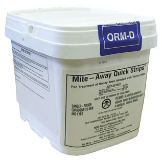 Mite-Away Quick Strips-10 Pack
