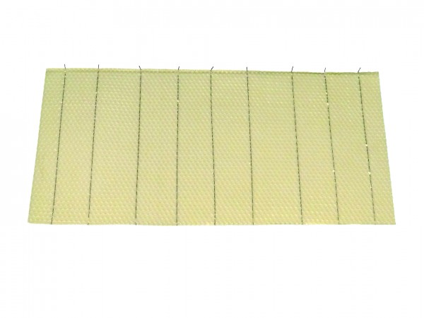 5-5/8 Crimped Wire 10 sheets