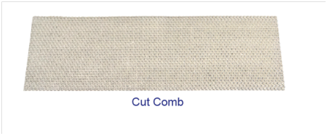 Cut Comb Foundation - 4-3/4 5 lb.