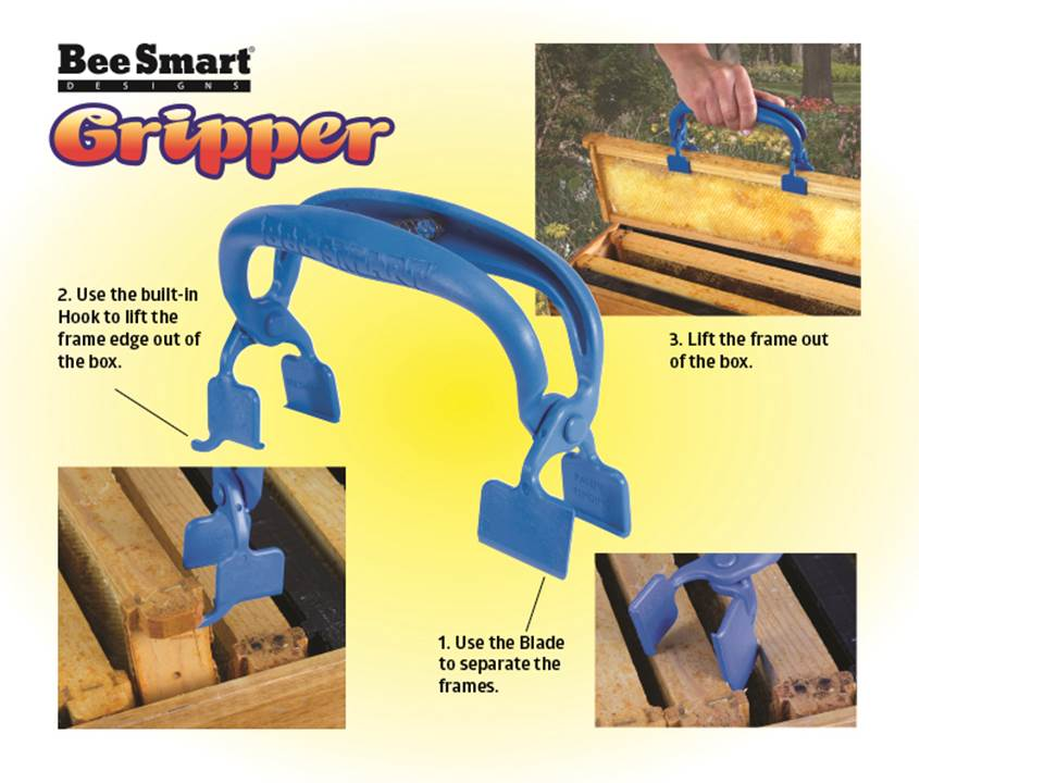 Blue Frame Gripper