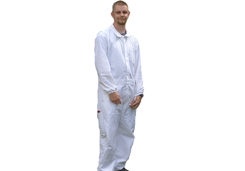 Cotton/Polly Coverall