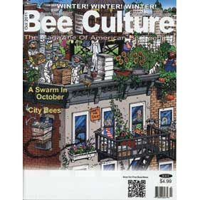 Bee Culture Magazine 3 year Subscription